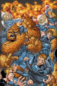 UFF 40 Fantastic Four vs Fantastic Four