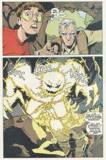 Питер Паркер (616), Бен Паркер (616) и Блип (616)
