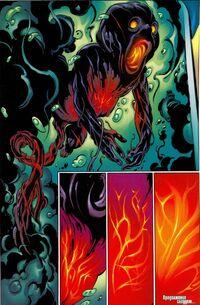 Carnage's birth Earth-1610