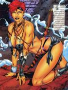 Marvel Swimsuit Special Vol 1 3 page 09 Natalia Romanova (Earth-616)