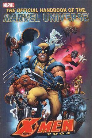 Official Handbook of the Marvel Universe Vol 4 1