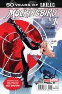 Mockingbird S.H.I.E.L.D. 50th Anniversary Vol 1 1