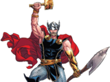 Thor Odinson (Tierra-616)