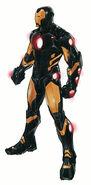 Armure d'Iron Man MK XLII