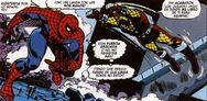 El Shocker vs El Asombroso Spider-Man