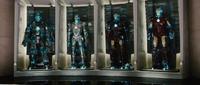 Marks I-IV (Iron Man 2)