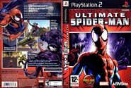 Ultimate Spiderman Dvd ntsc-front