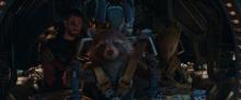 Тор берет в союзники Ракету - Война бесконечности