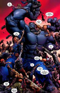 USM 132 Hulk's nightmares