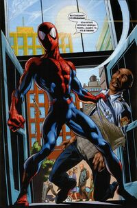 USM 29 The fake Spider-Man