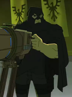 Frank Castle (Tierra-TRN365) de Marvel's Avengers Assemble Temporada 1 15