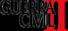 Guerra Civil II Logo