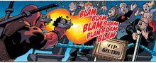 X Men Origins Deadpool Wade Wilson Kills People