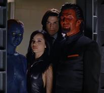 Братство мутантов (10005) Эрика Леншерра (10005) из Люди Икс Первый класс