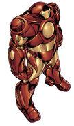 Armure d'Iron Man MK XXXI