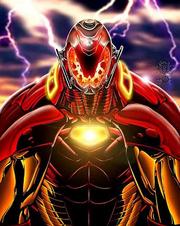 Ultron (Terra-616) como Homem de Ferro