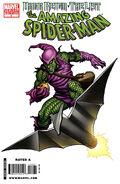 Dark Reign The List - Amazing Spider-Man Vol 1 1 Cho Villain Variant