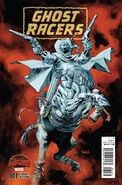Ghost Racers Vol 1 1 Panosian Variant