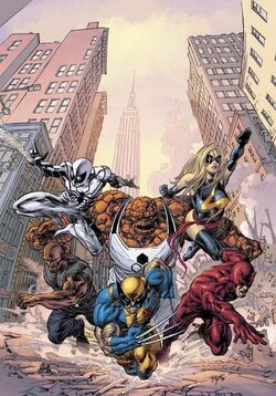 The New Avengers (Earth-616)