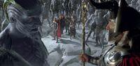 Thor film Laufey vs. Odin