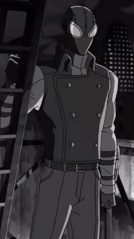 Peter Parker (Tierra-TRN455) de Ultimate Spider-Man (serie animada) Temporada 4 18 001