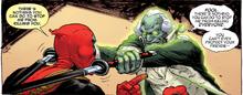 Deadpool Versus Washington