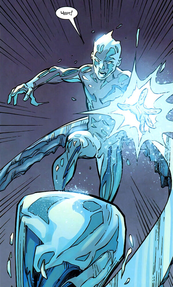 to what extent can the iceman Robert bobby drake aka iceman is an omega level mutant in short, he's measured to be one of the strongest mutants in the mainstream marvel continuityalthough he very rarely exhibits the full extent of his abilities in tandem by conscious i.
