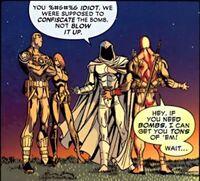 Deadpool v4 28 Moon Knights Speaks to DP