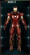 Armure d'Iron Man MK IX (Terre-199999)