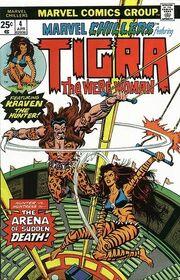 Tigra-marvel-1976