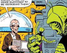 Финеас Мэйсон (616) и его банда пришельцев из ASM v1 2