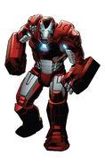 Armure d'Iron Man MK XLVII