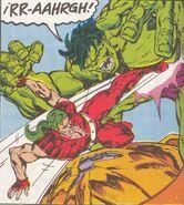 Leonar Samson vs El Hulk 01