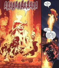 UFF 12 Human Torch vs Doctor Doom