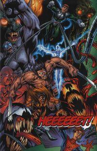 USM 71 Nightmares of Peter Parker