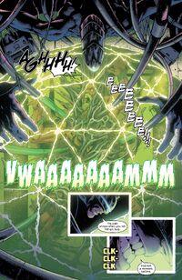 Venom Vol 4 11 Maker is working on separation Venom from Eddie Brock