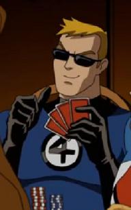 Jonathan Storm (Tierra-8096) de Avengers Earth's Mightiest Heroes (serie animada) Temporada 2 1 001