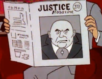 Justice Magazine about Kingpin