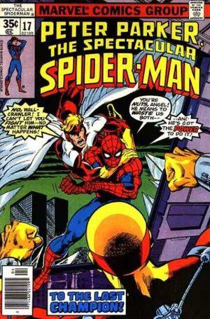 Peter Parker, O Espetacular Homem-Aranha Vol 1 17
