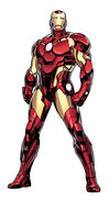 Armure d'Iron Man MK XXXVII