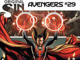 Os Vingadores Vol 5 29