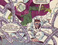 Doctor Octopus (Otto Octavius) y Mysterio (Quentin Beck)