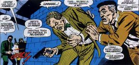 Frederick Foswell muere salvando la Vida de J. J. Jameson