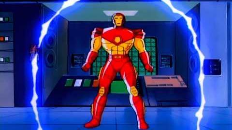Iron Man TAS Intro 1 (1080p HD)