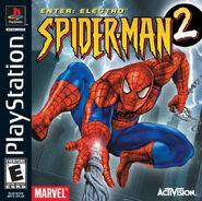 Spider-Man 2 Enter Electro PXS NA