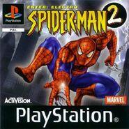 Spider-Man 2 Enter Electro PXS PAL