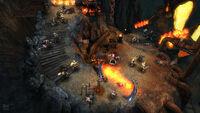 War in Nidavellir Thor the Dark World the video game