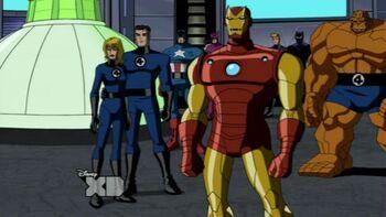 Avengers Earth's Mightiest Heroes (Animated Series) Season 2 1 Screenshot