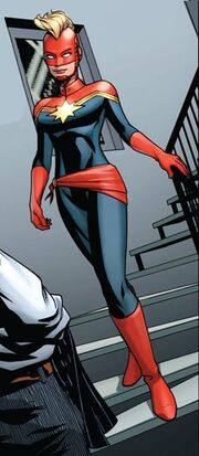Carol Danvers (Earth-616) fom Avengers Endless Wartime