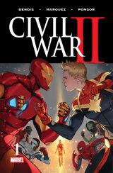 Guerra Civil II Vol 1 1